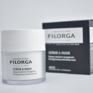 Scrub and Mask 55 ml, de Filorga, es una Mascarilla Exfoliante Efervescente